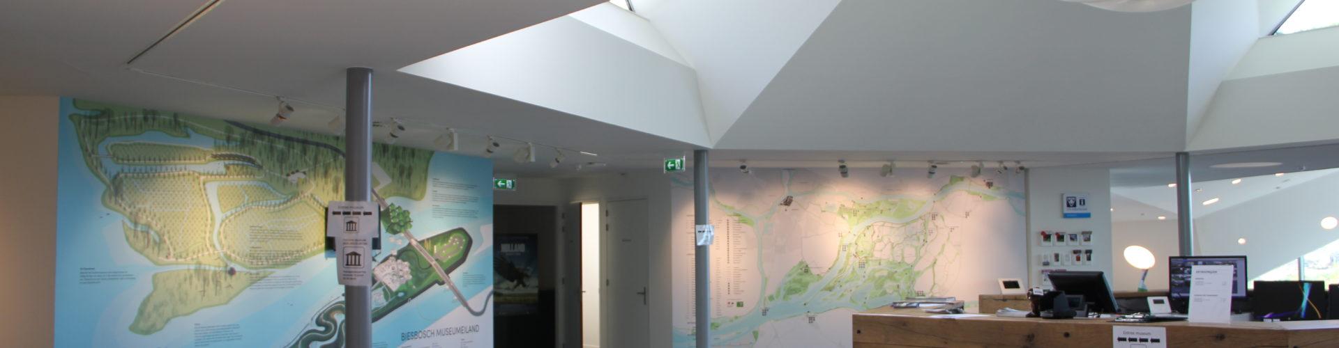 Bezoekerscentrum Biesboschmuseum