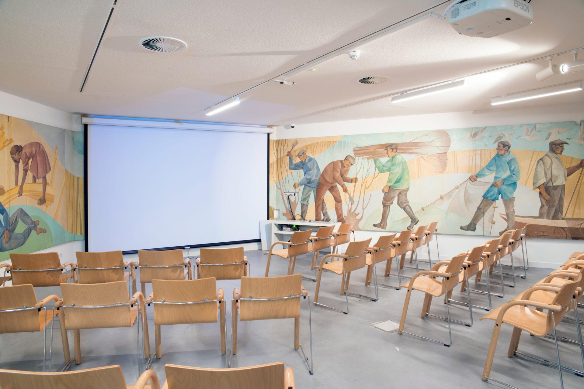 Filmzaal Biesbosch Museum