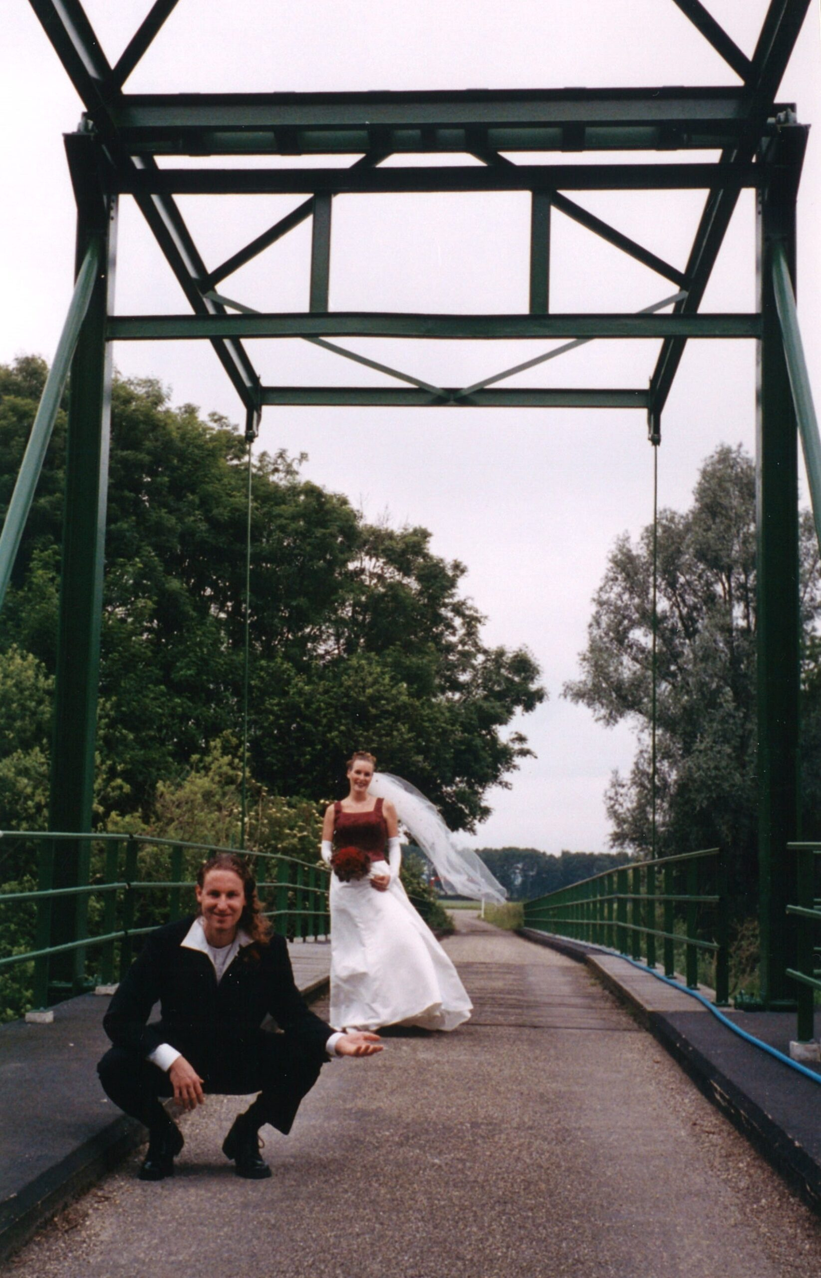 Huwelijksvoltrekking Biesbosch
