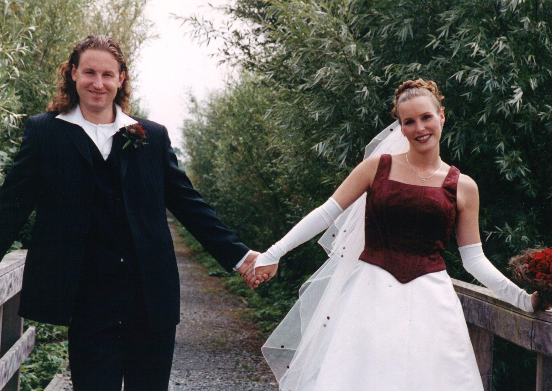 Huwelijk Biesbosch MuseumEiland